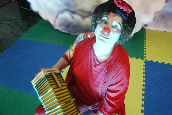 Et Le Magicien Crea Le Clown